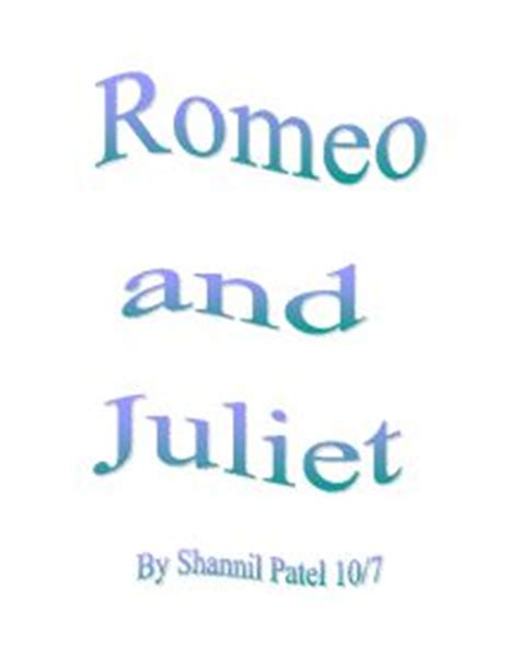 Romeo and Juliet: Love or Lust Essay Example for Free